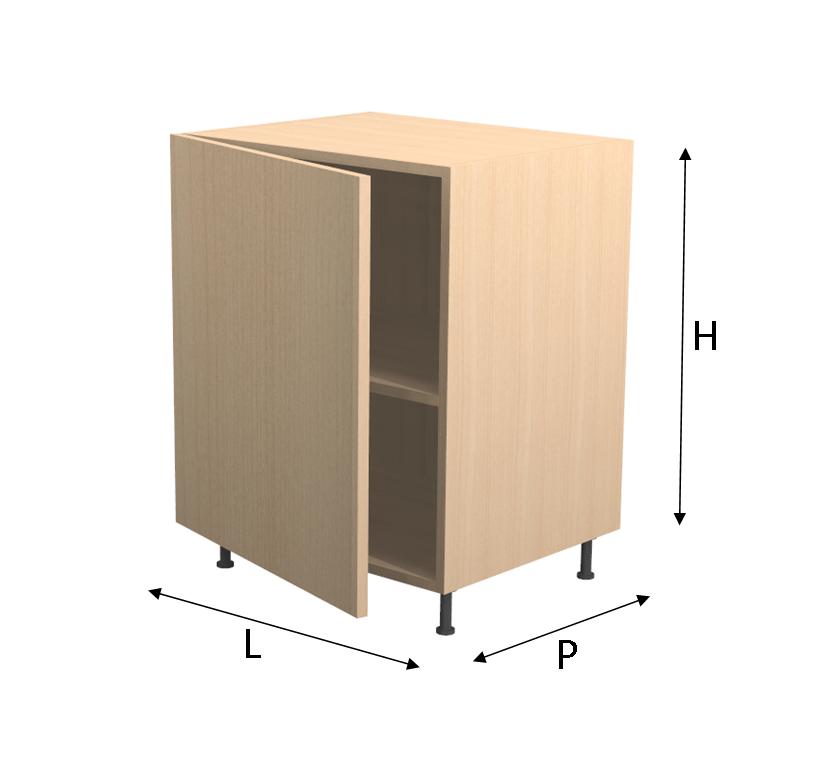 Base comby con ante - Strutture mobili cucina ikea ...