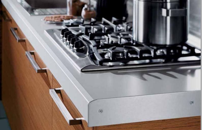 Profili in alluminio per top da cucina - Vendita top cucina ...