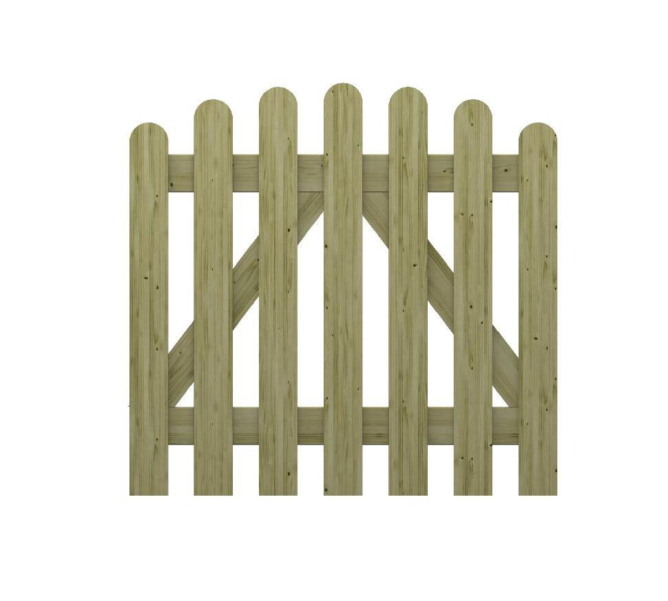 Cancello In Legno Per Giardino Moloney Info