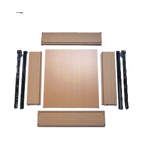 Cassetto eco in legno su misura for Kit ante scorrevoli fai da te