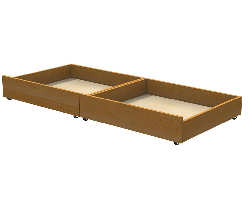 Cassetto Sotto Letto Con Ruote : Cassetto contenitore sotto letto in melaminico negozio online