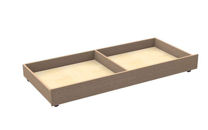 Cassetto contenitore sotto letto in melaminico negozio - Cassetti sotto il letto ...