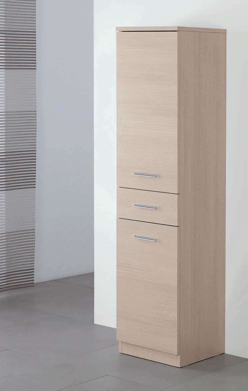 Colonna singola a 5 cassetti e anta ecocolonna singola a 2 ante con cassetto eco - Colonna bagno economica ...