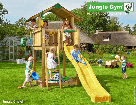 Torretta gioco CHALET_Jungle-Gym-mybricoshop