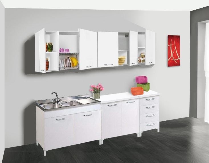 Base lavello per cucina da 120 cm - Ante per cucine componibili ...