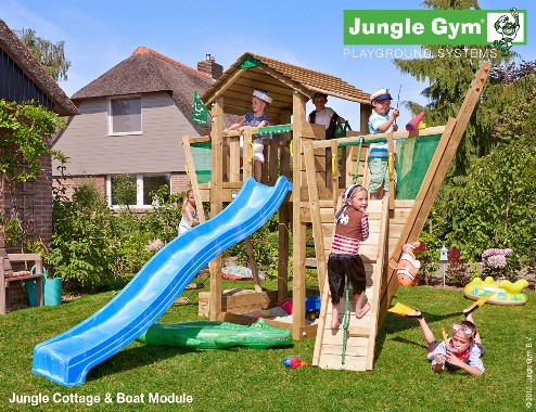 Estensione BOAT Jungle Gym module torrette gioco_mybricoshop