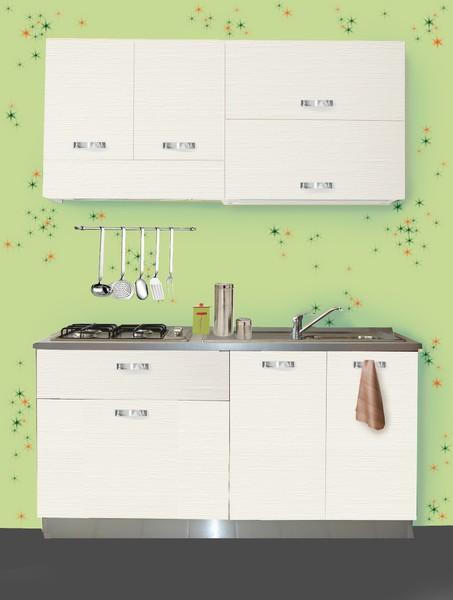 Cucina lunghezza 160 negozio online - Cucina a scomparsa economica ...