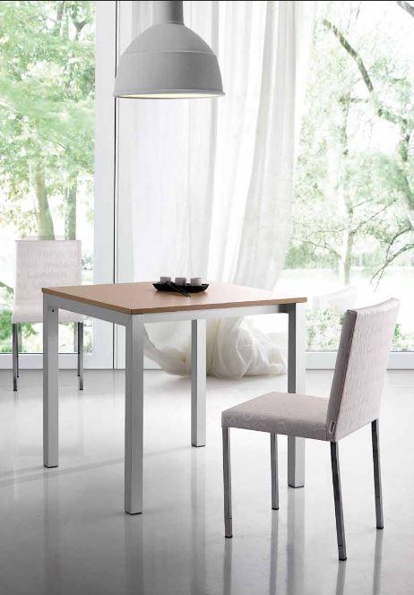 Tavoli Allungabili In Alluminio.Tavolo Allungabile Dinamic 1 Negozio Online Mybricoshop Com