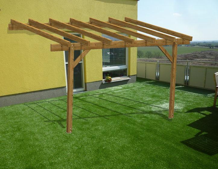 Tettoia in legno copertura in legno economica easy for Tettoie economiche