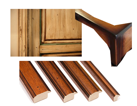 Verniciatura ad effetto invecchiato colori legno for Effetto legno su muro