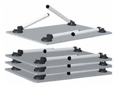 Gamba pieghevole flex negozio online for Gambe pieghevoli per tavoli fai da te