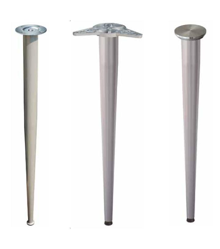Gambe Coniche In Legno Per Tavoli ~ Idee Creative di Interni e Mobili