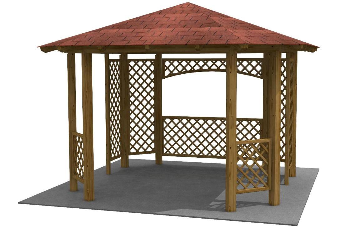Vendita gazebo online idee di design per la casa for Vendita legno online