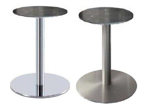 Gambe Per Tavoli Rotondi.Basamento Per Tavoli Tondi Di Diametro Fino A 130 Cm
