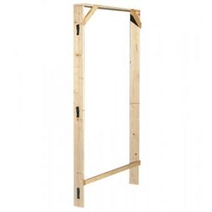Controtelaio in abete grezzo in kit for Mobili legno grezzo in kit