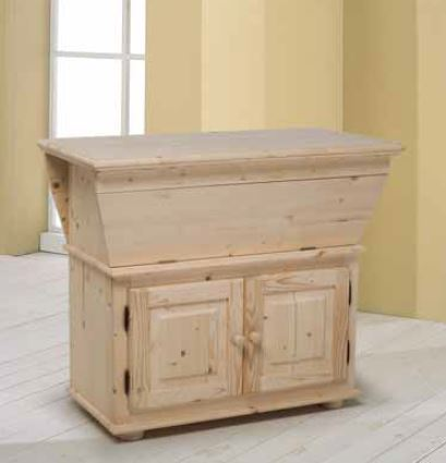 Madia italiana in legno massello negozio online mybricoshop.com