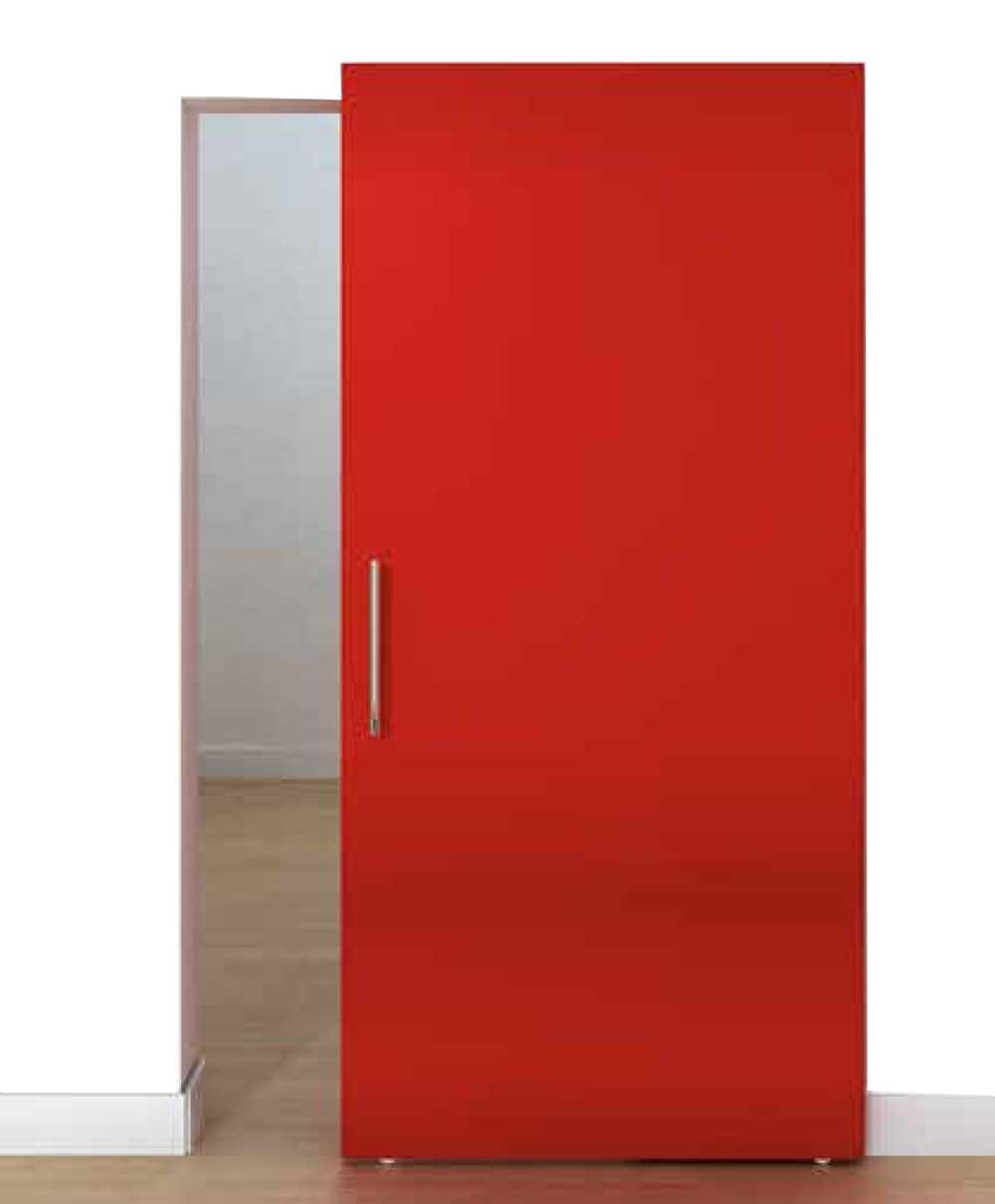 Sistema per porta scorrevole con meccanismo a scomparsa magic - Porte scorrevoli da esterno ...