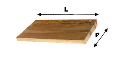 Mensole Di Legno Particolari.Mensola Per Q Box In Legno Riciclato