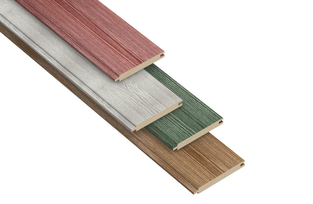 Perline da rivestimento colori metallescenti negozio for Rivestimento perline legno bianco