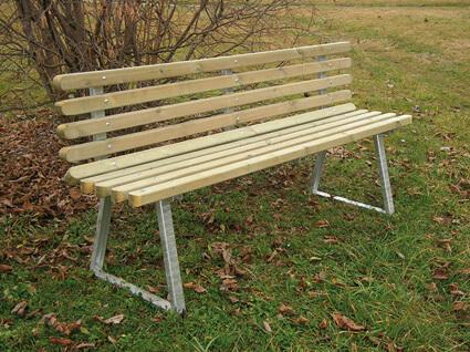 Panchine Da Giardino Legno E Ghisa : Panchina in legno e ghisa venezia