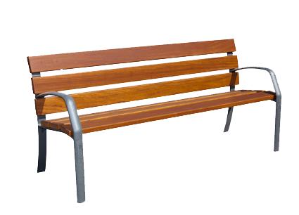 Panchine Da Giardino Legno E Ghisa : Panchina in legno e ghisa ibiza