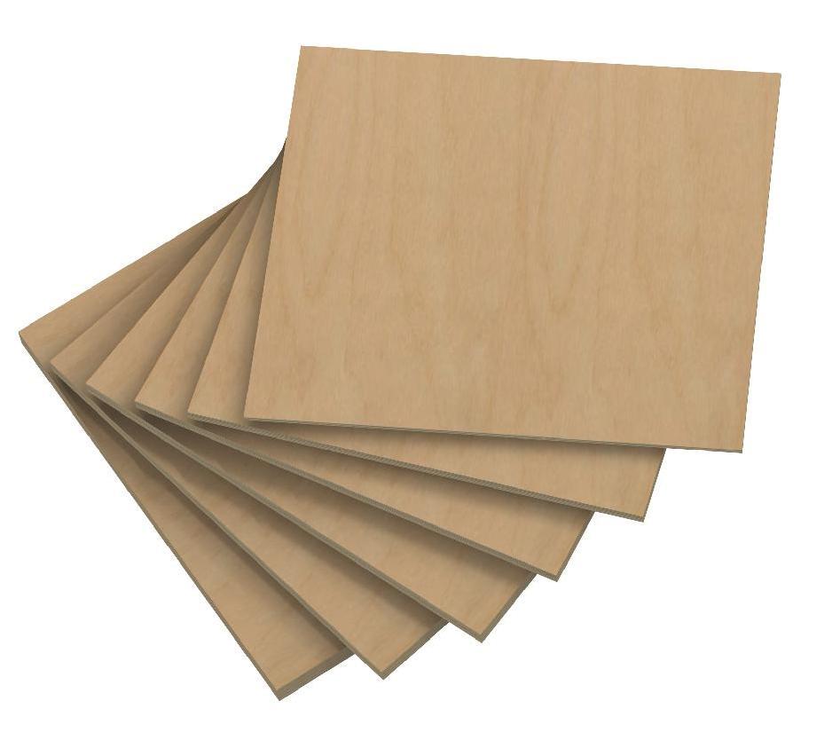 Pannelli in multistrato di pioppo