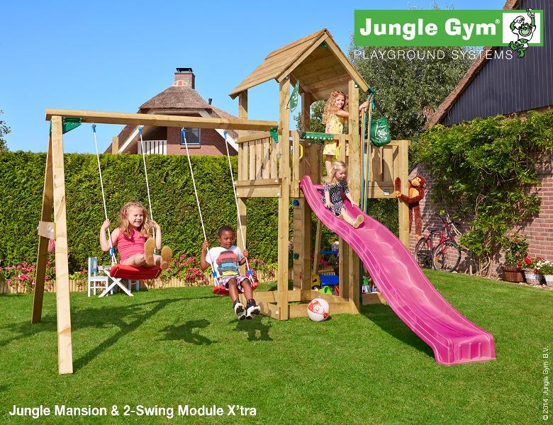 Parco Giochi Mansion Swing