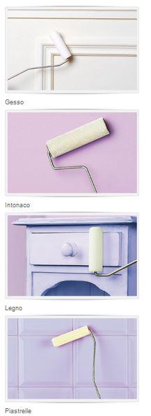Resina di finitura per pareti e mobili sottosopra - Resina per mobili ...