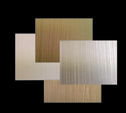 Effetto pennellato su legno colori per dipingere sulla pelle for Effetto legno su muro
