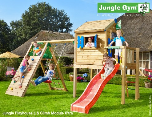 Climb X'tra module Jungle Gym per torrette gioco estensione_mybricoshop_product