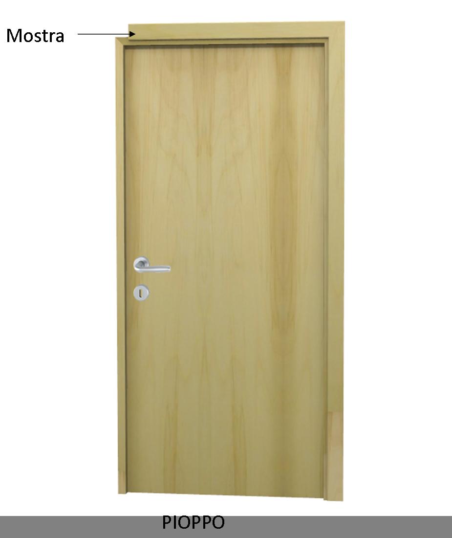 Porte e portoncini porta su misura tamburata - Porta tamburata ...