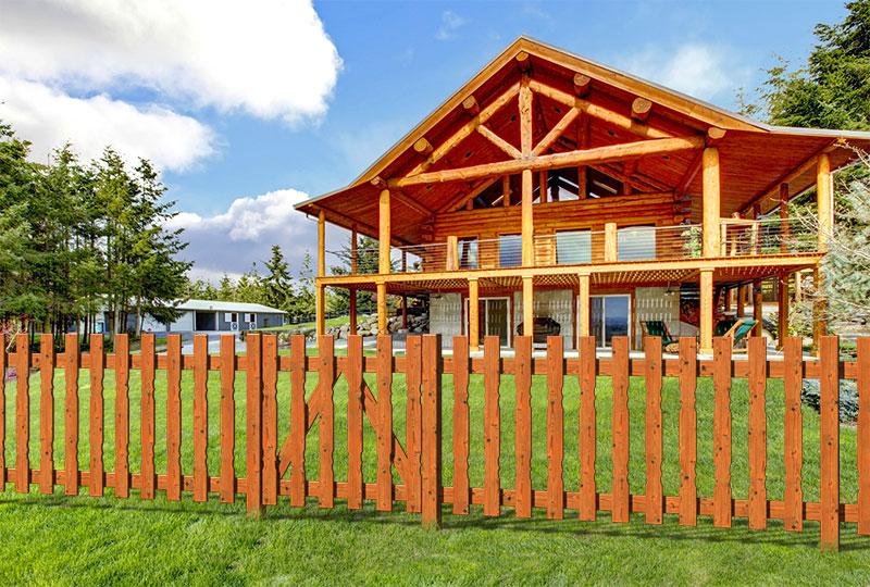 Cancelletto in legno impregnato alina - Cancelletto in legno per esterno ...