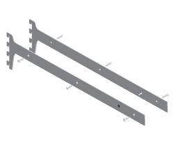 Staffe X Mensole.Staffa Per Mensola Tipo B