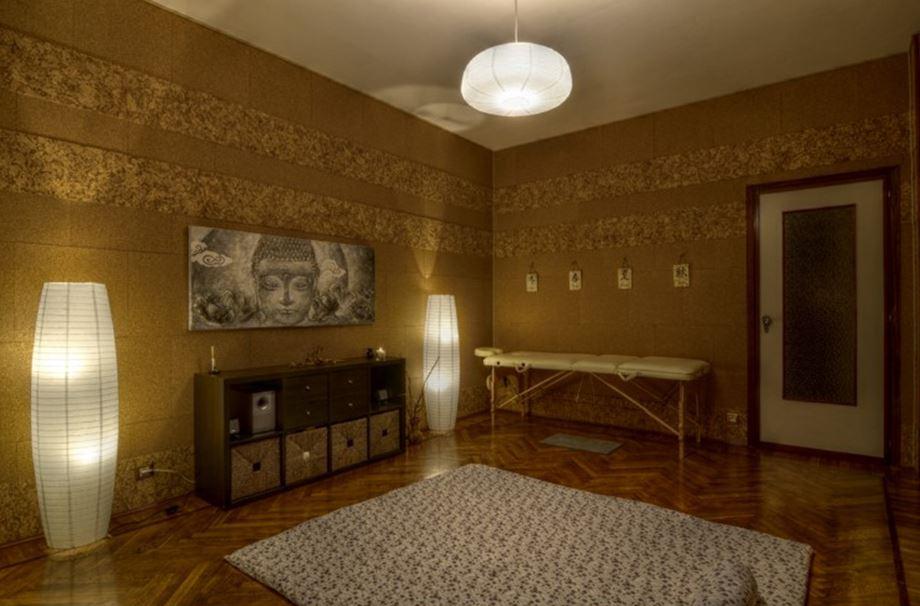Rivestimento sughero per pareti e soffitti