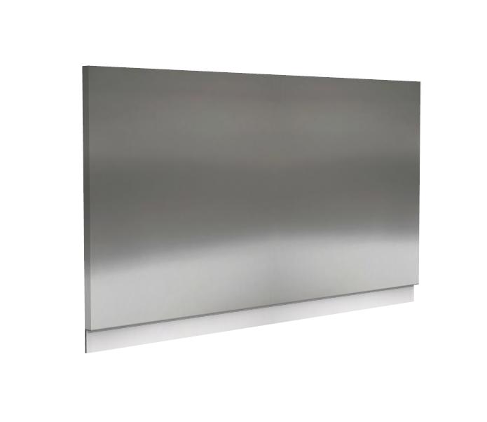 Schienale per cucine in acciaio inox - Cucine acciaio inox per casa ...