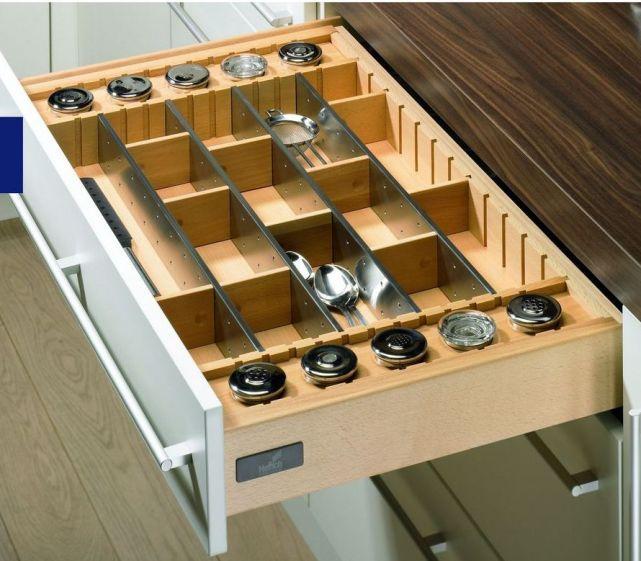 Portaposate deluxe in acciaio e legno negozio online - Ikea finanziamento cucina ...