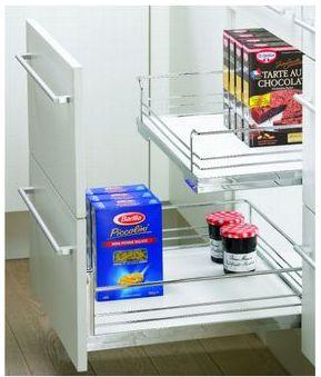 Cassettoni estraibili per cucina