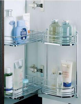 Accessori e componenti per bagni elemento portaoggetti - Accessori bagno fai da te ...