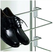 Porta scarpe allungabile per armadi e iparet - Portascarpe da armadio ikea ...