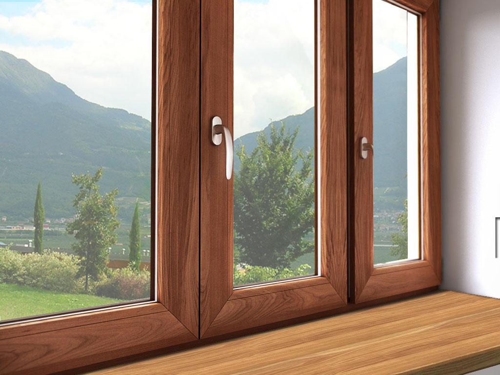 Soglia per finestre in legno massello - Finestre di legno ...