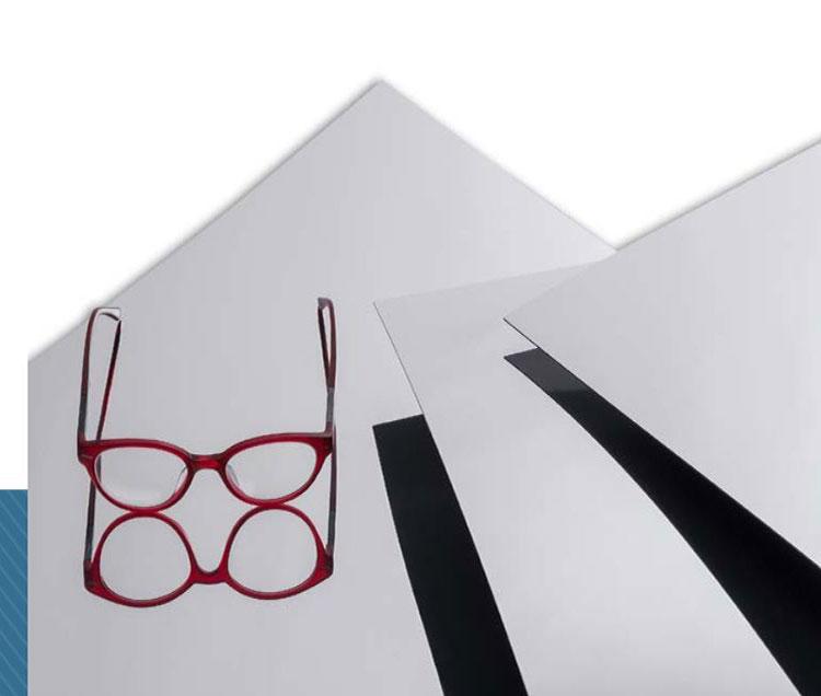 Specchio sintetico in lastre negozio online for Lastre vetro sintetico