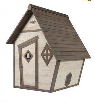 Casetta per bambini in legno modello cabin - Cabine in legno ...