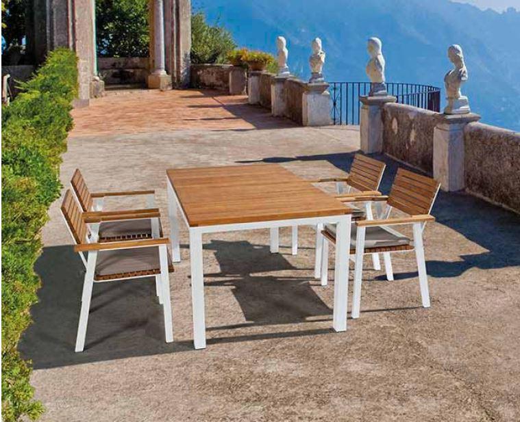 Tavoli da giardino a torino ~ Mobilia la tua casa