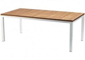 Tavolo Di Legno Per Esterno.Tavolo Da Giardino Floor In Legno E Alluminio
