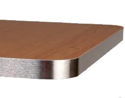 Bordo in alluminio per bordare - Bordi per mobili ...