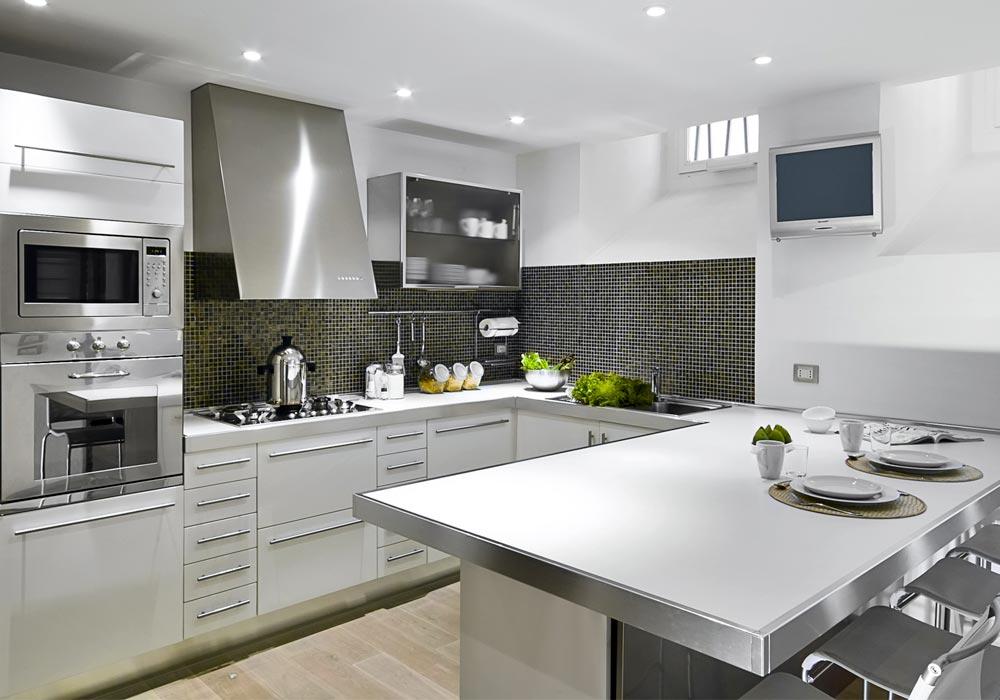 Progetto cucina in muratura moderna jj45 pineglen - Cucina progetto ...