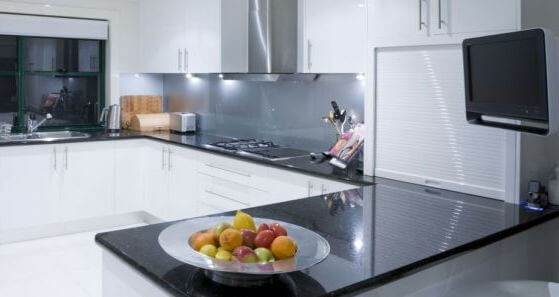Top per cucine in quarzo