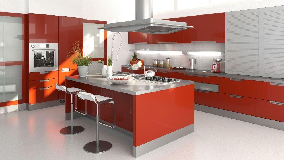 Top per cucine in acciaio inox - Petit ilot central cuisine pas cher ...